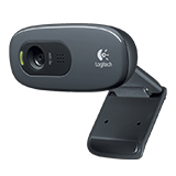 HD Webcam w/ Mic