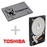 1TB SSD + 1 TB HDD