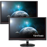"2 x Acer 27"" 1ms"