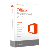 Microsoft Office 2016 Professional - Installed