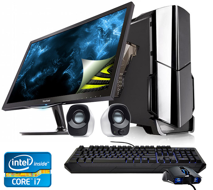 Nemesis desktop PC gaming package
