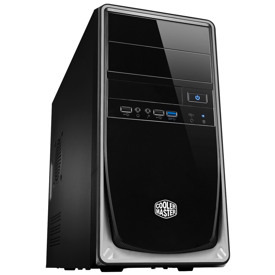 Our base model desktop computer package